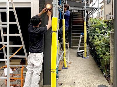島貫工務店の外壁・屋根工事